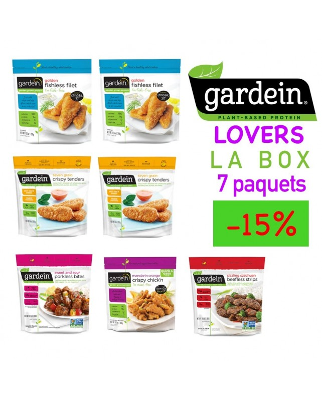 Gardein BOX Lovers